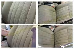 Pranie tapicerki w samochodzie