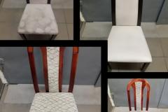 Pranie tapicerki meblowej Lublin (krzesła)